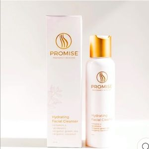 Promise facial cleanser